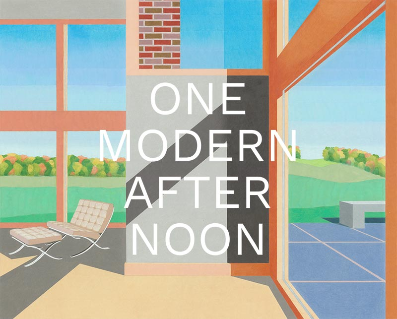One Modern Afternoon